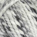 Encore Mega Colorspun 7153 White/Grey