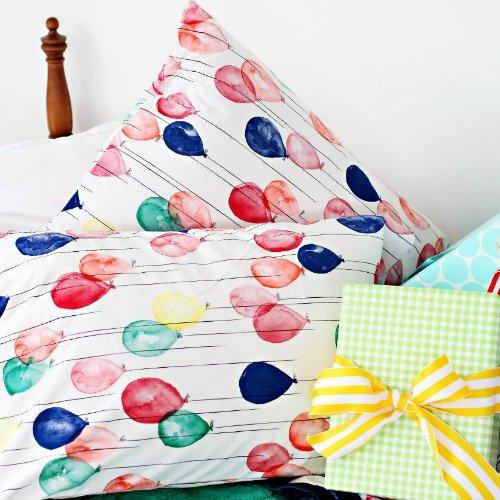 Birthday Pillowcase - Standard Size