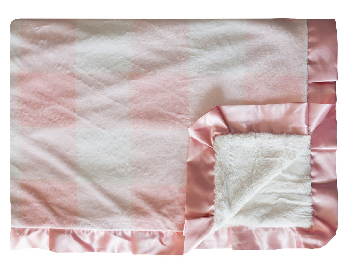 Buffalo Check Blush - Cream - Blush