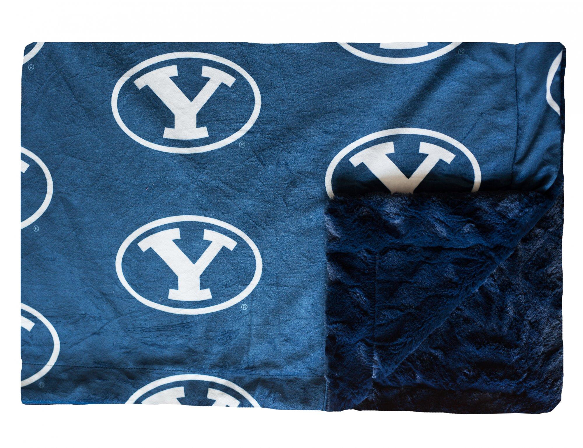 Collegiate BYU Y Logo