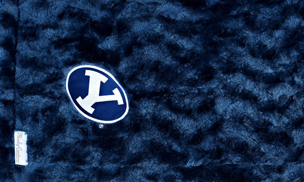 Collegiate BYU Solid Navy