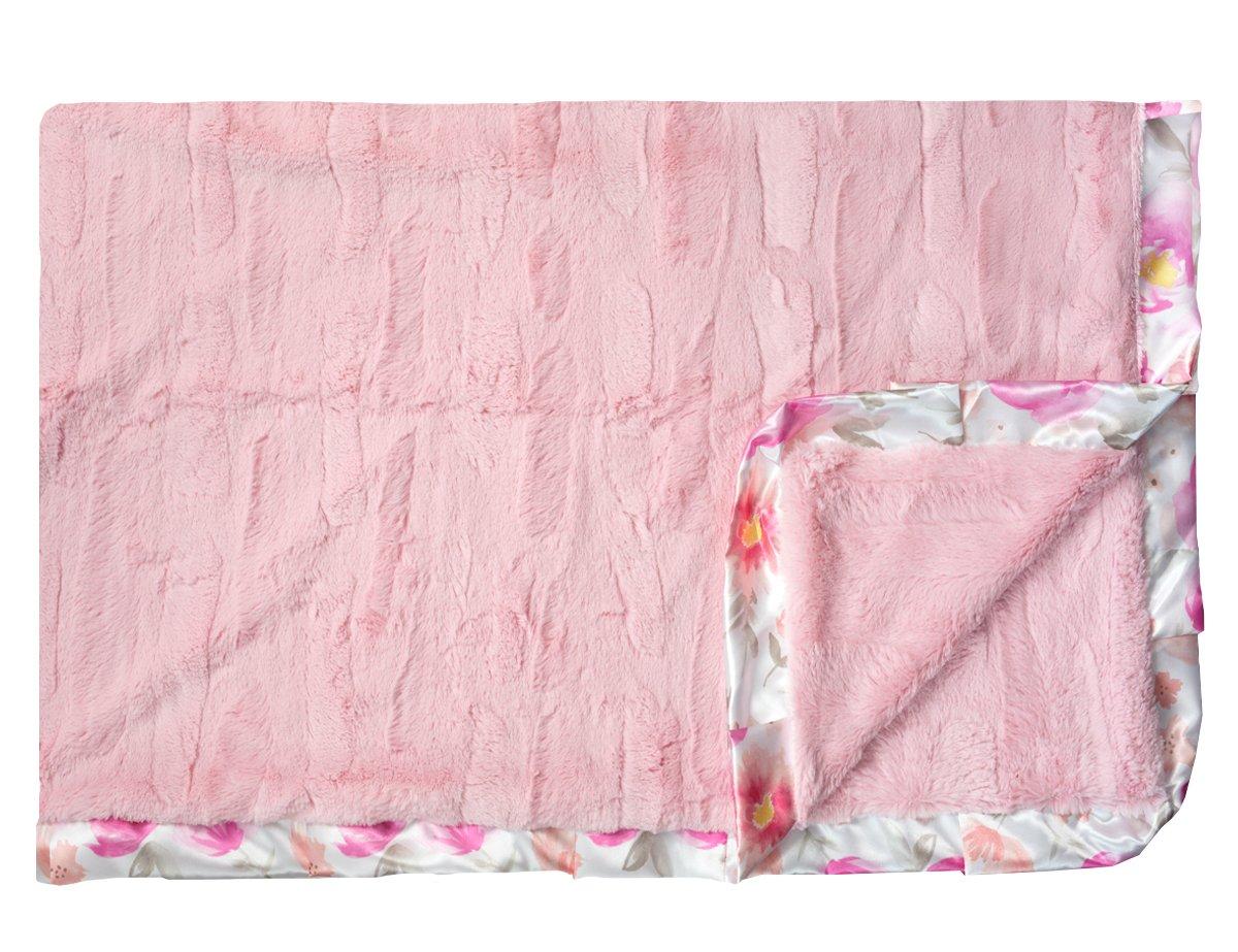 Framed in Floral - Pink