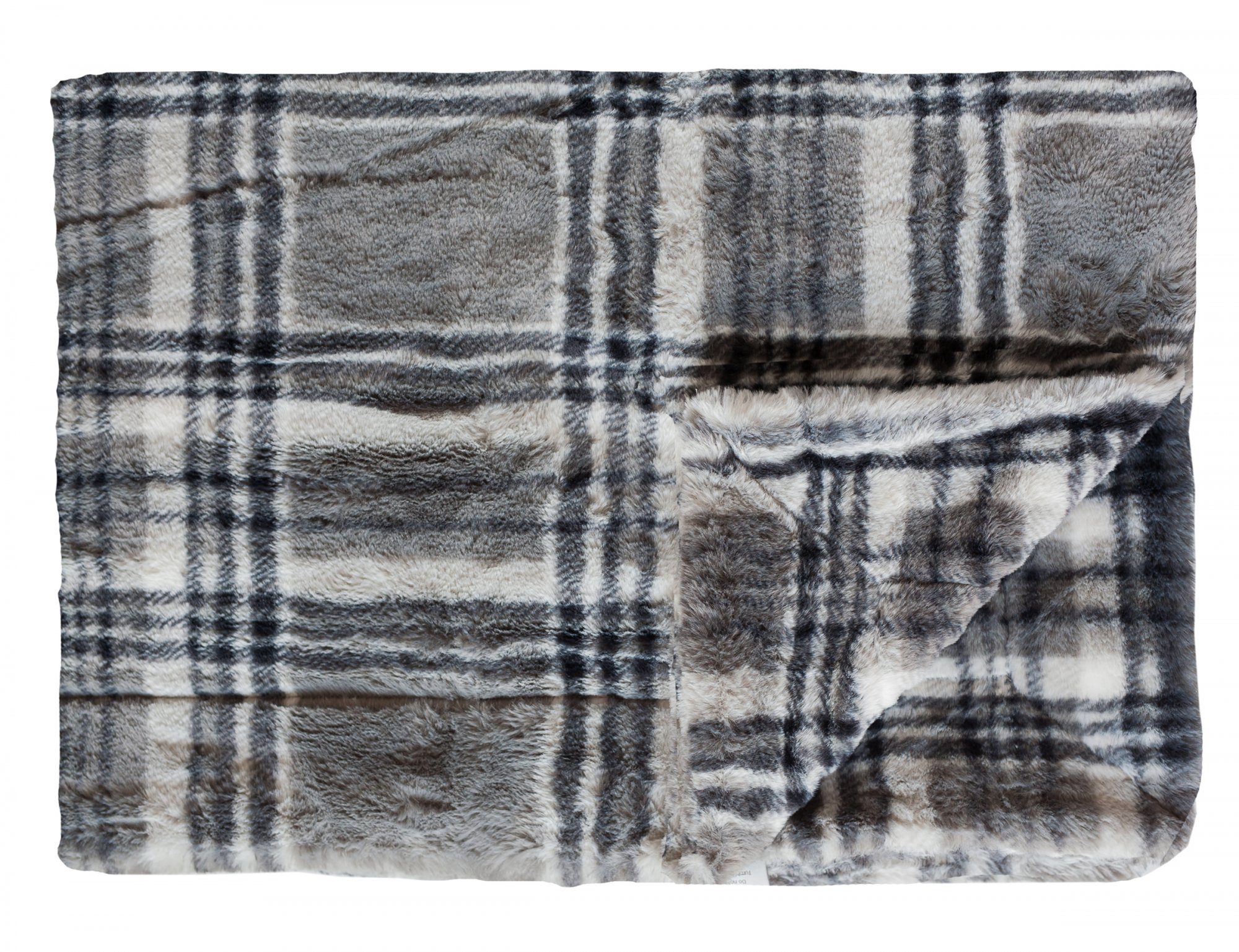 Urban Plaid - Charcoal