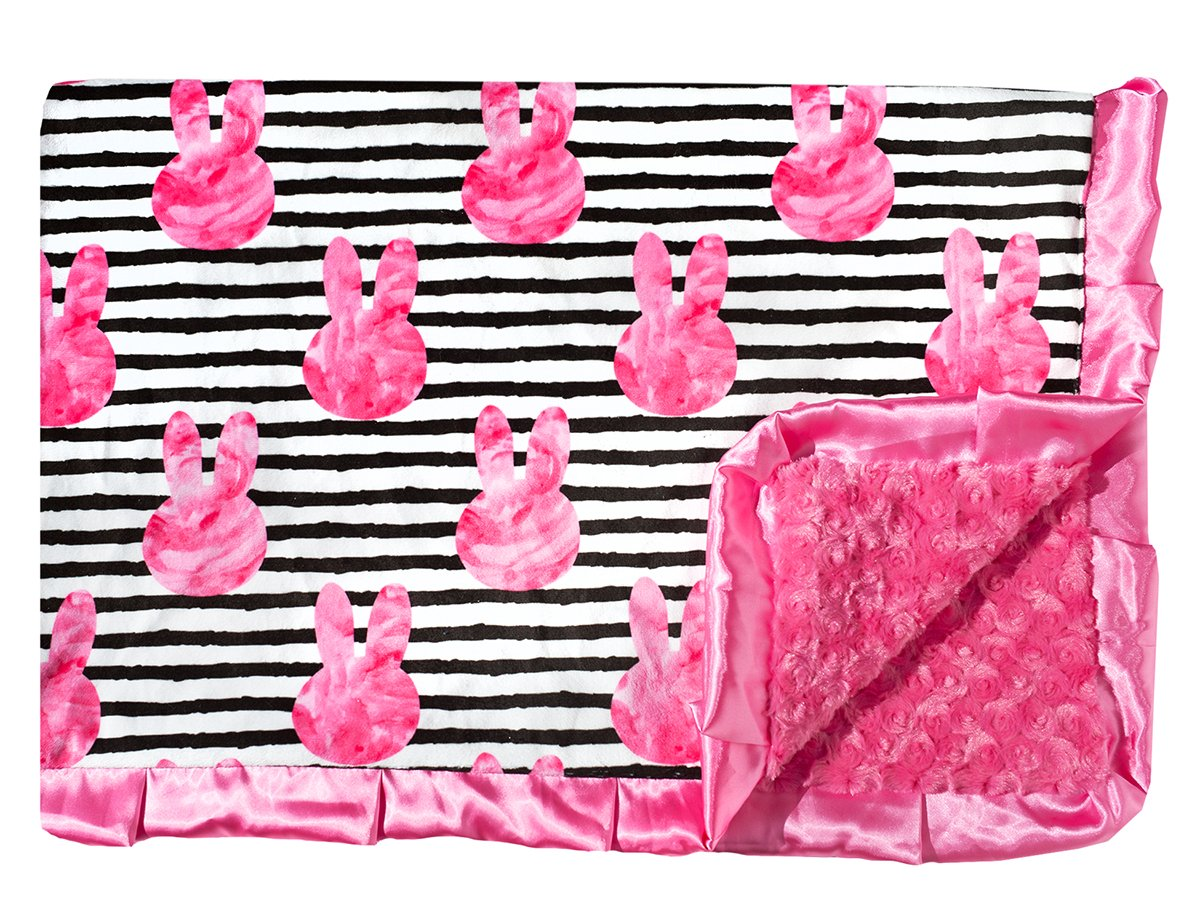 Some Bunny Loves You - Hot Pink