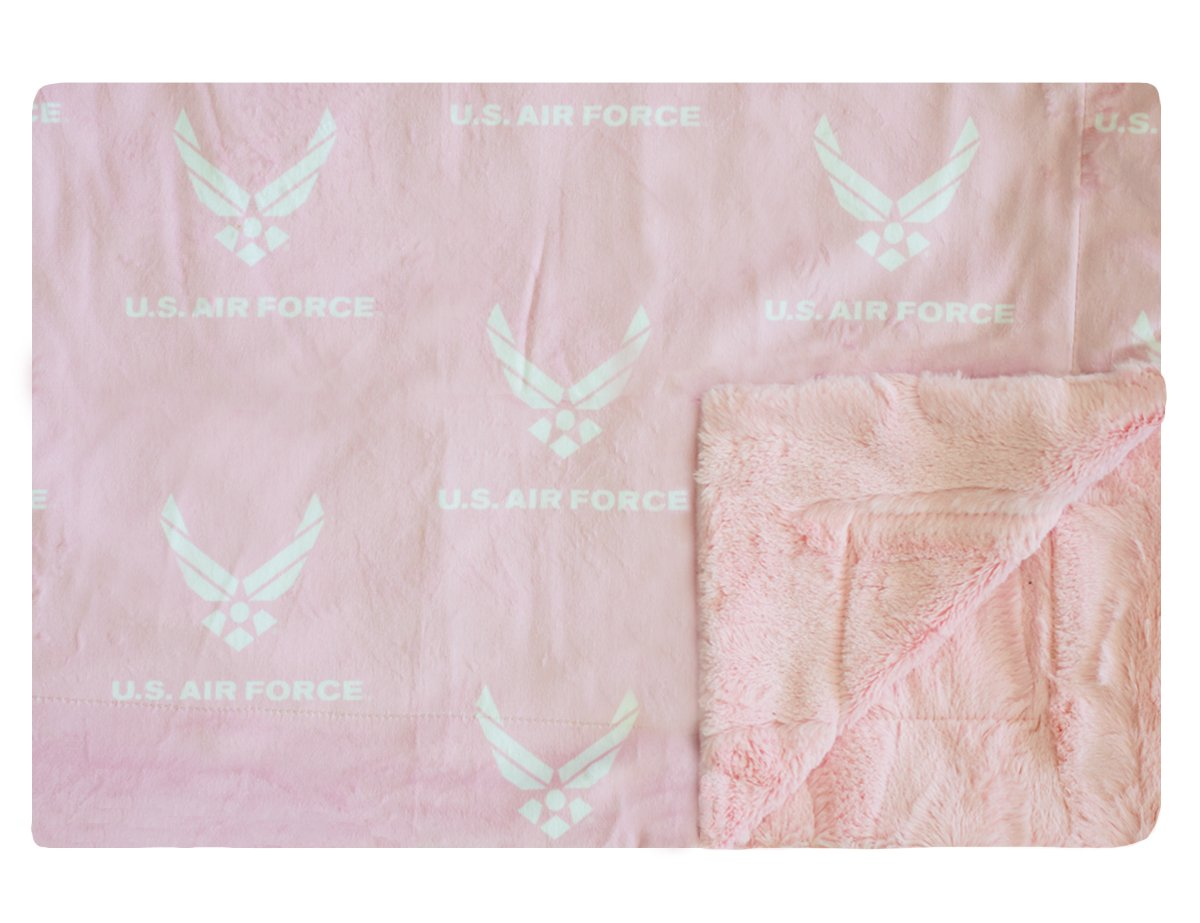 Official Air Force Pink  - No Ruffle