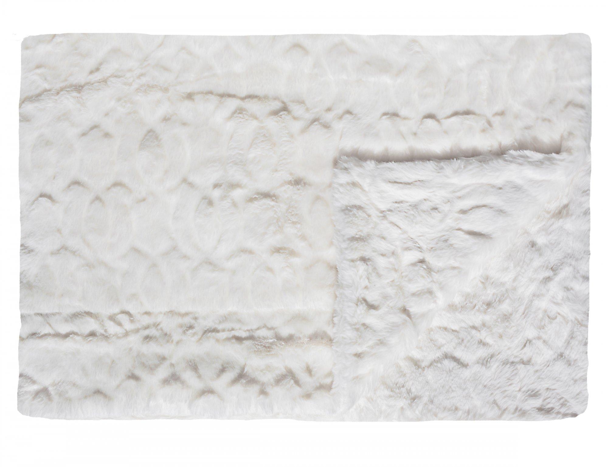 Premium Plush Winter White