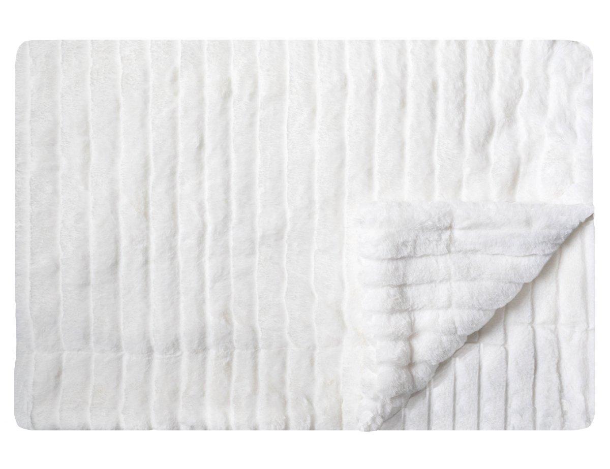 Premium Plush White