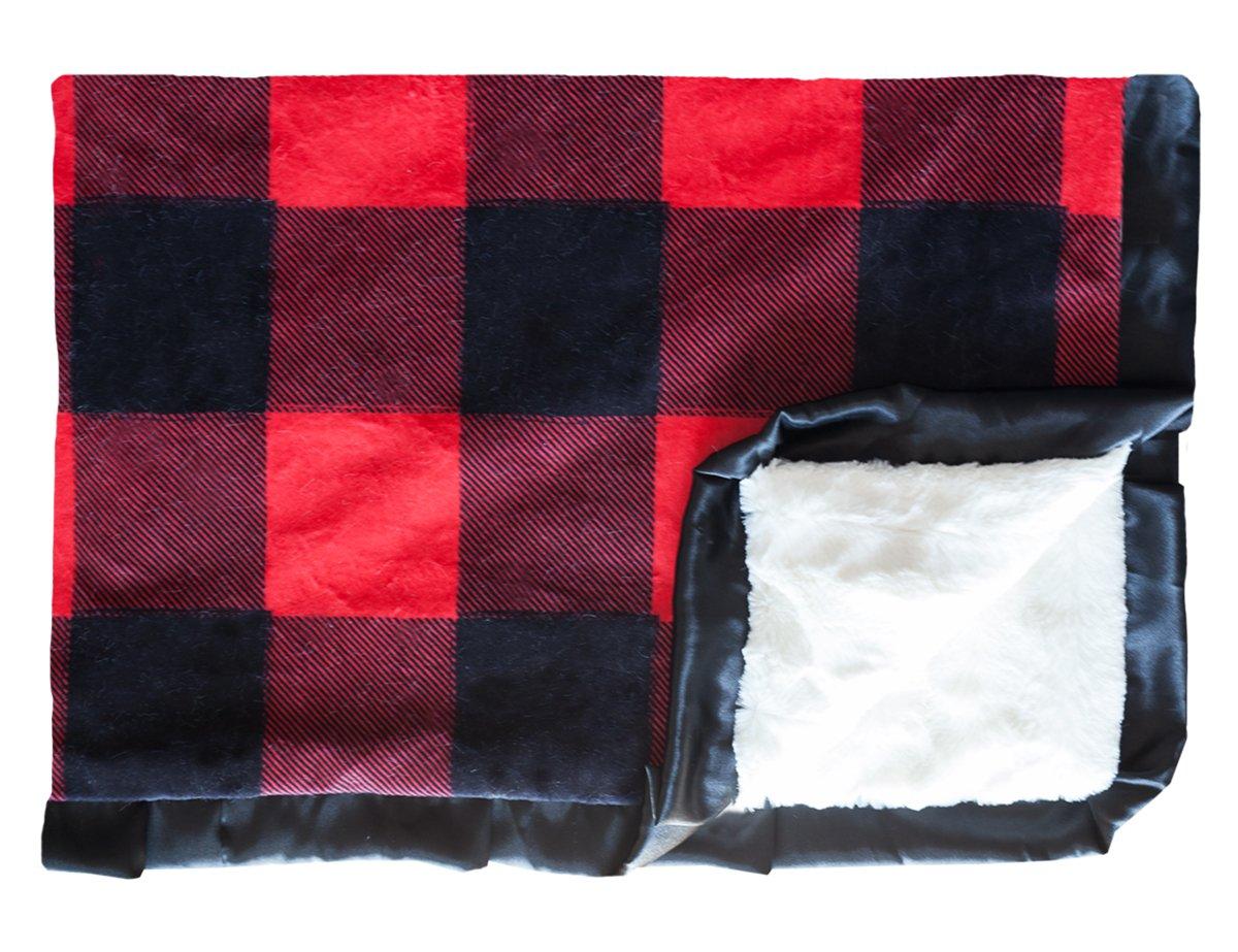 Buffalo Check Red - Cream - Black