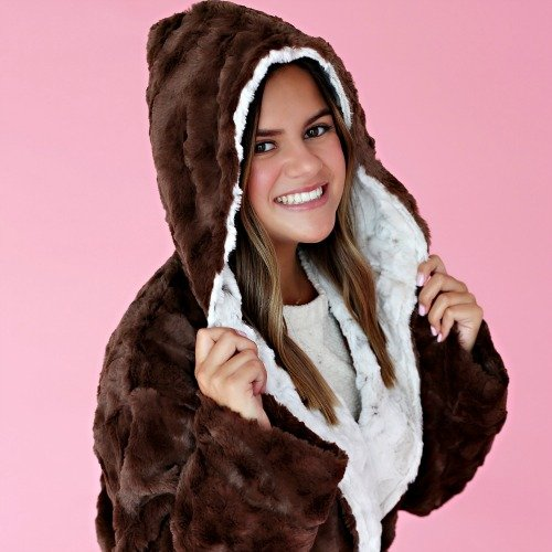 Best Robe Ever Chocolate