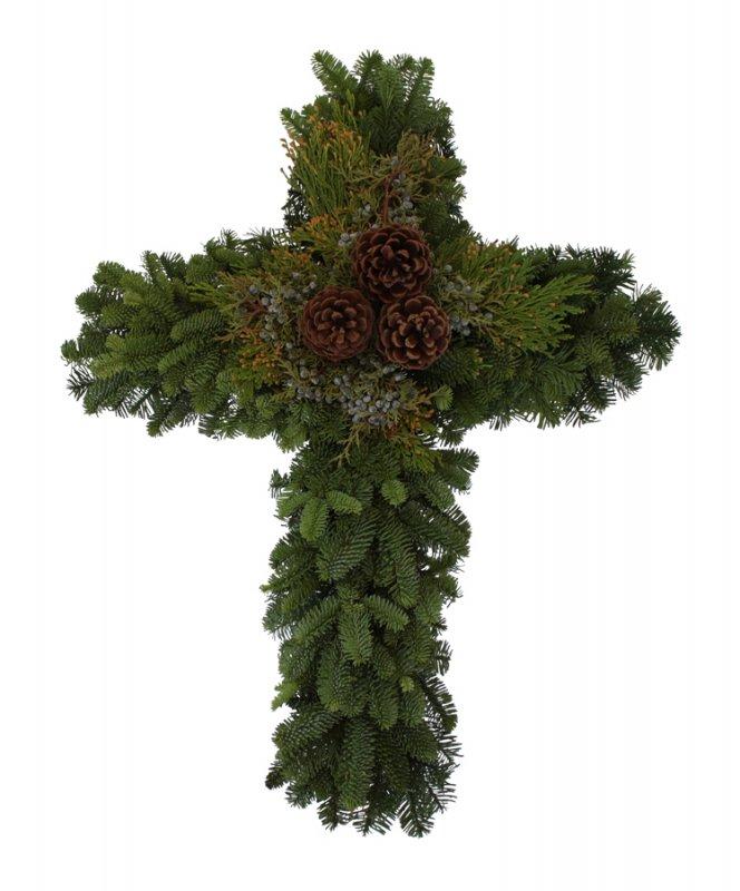 28 Decorated Cross