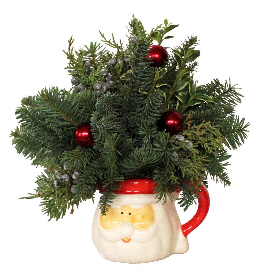 Santa Frosty Mugs