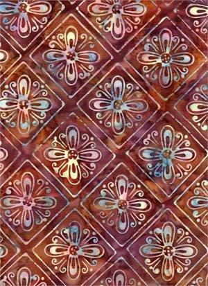 *Batik Cotton Print - 3560