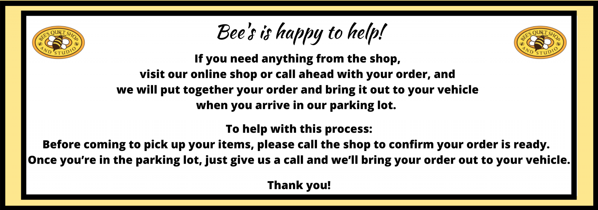 bee's quilt shop st augustine online shop call in order curbside service fabrics machines