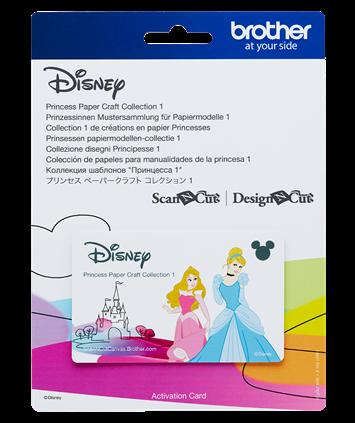 Brother Disney Princess Coll#1