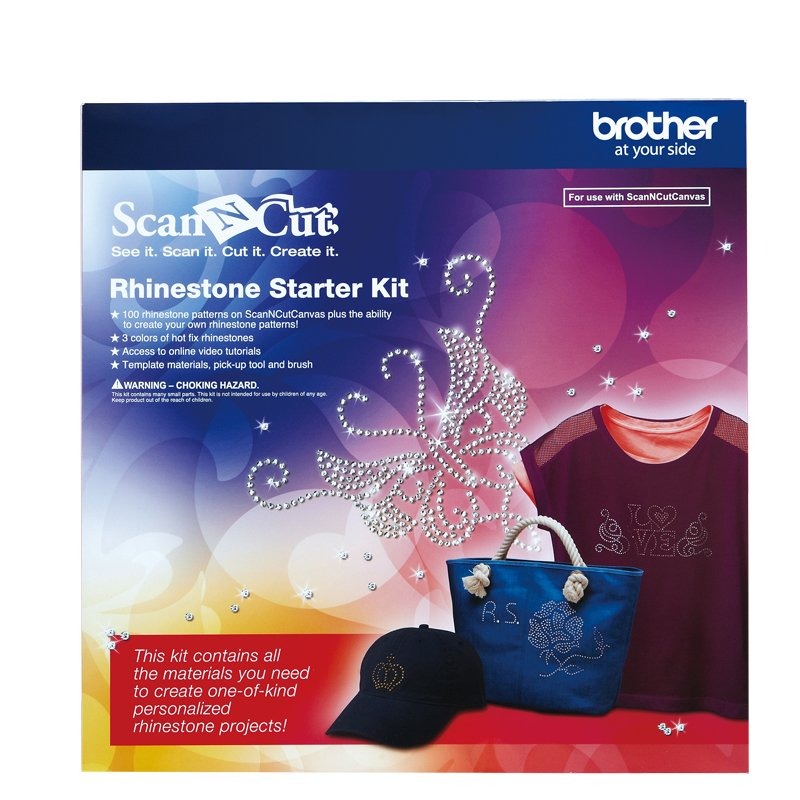 Brother Rhinestone Starter Kit
