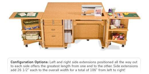 Horn Lift Table Box 1 & Box 2