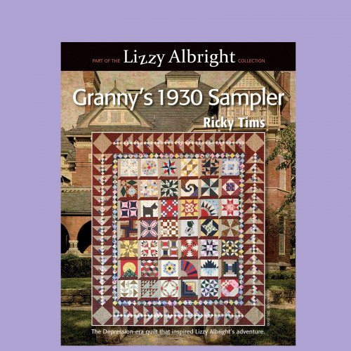 Lizzy Albright Pattern Book