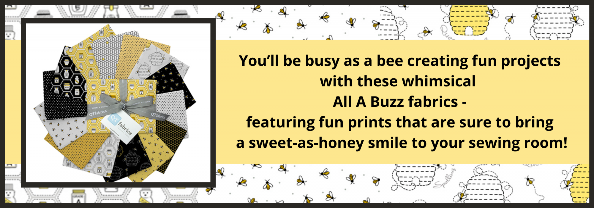 bee's quilt shop st augustine qt fabrics bees all a buzz