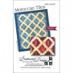 *Moroccan Tiles Pattern