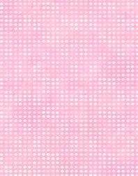 In The Beginning Dit Dot Pink 8AH 22