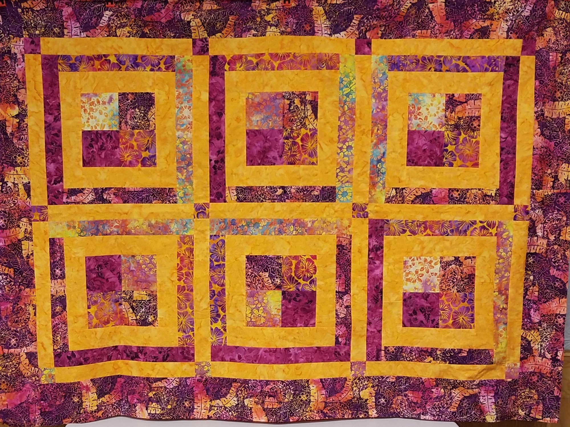 All Squared Up Kit - Batiks
