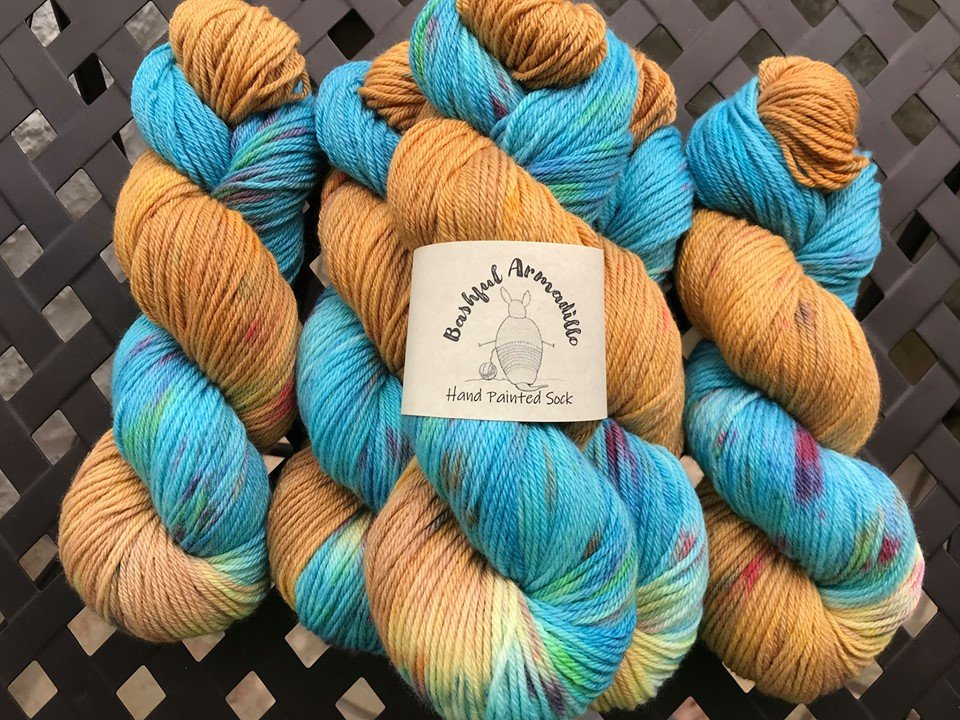 Beach Party DK Extrafine Merino Yarns - 246 yards