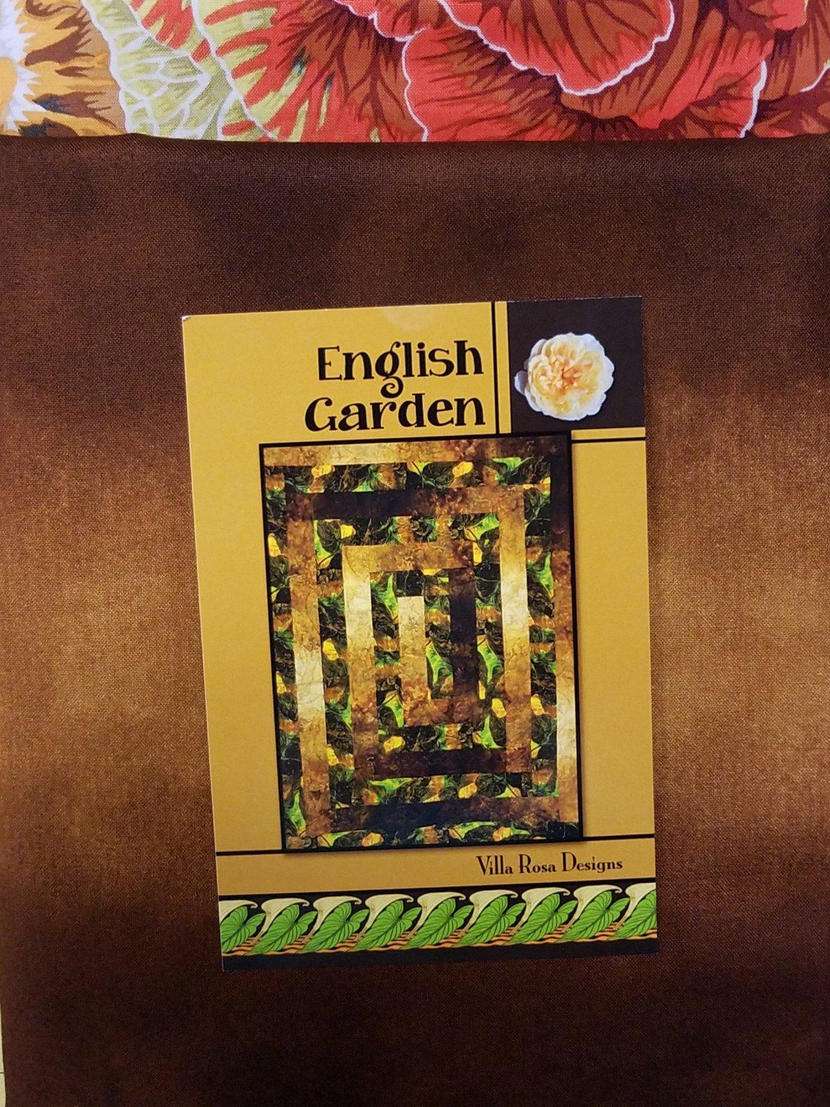 English Garden Kit BROWN/GOLD