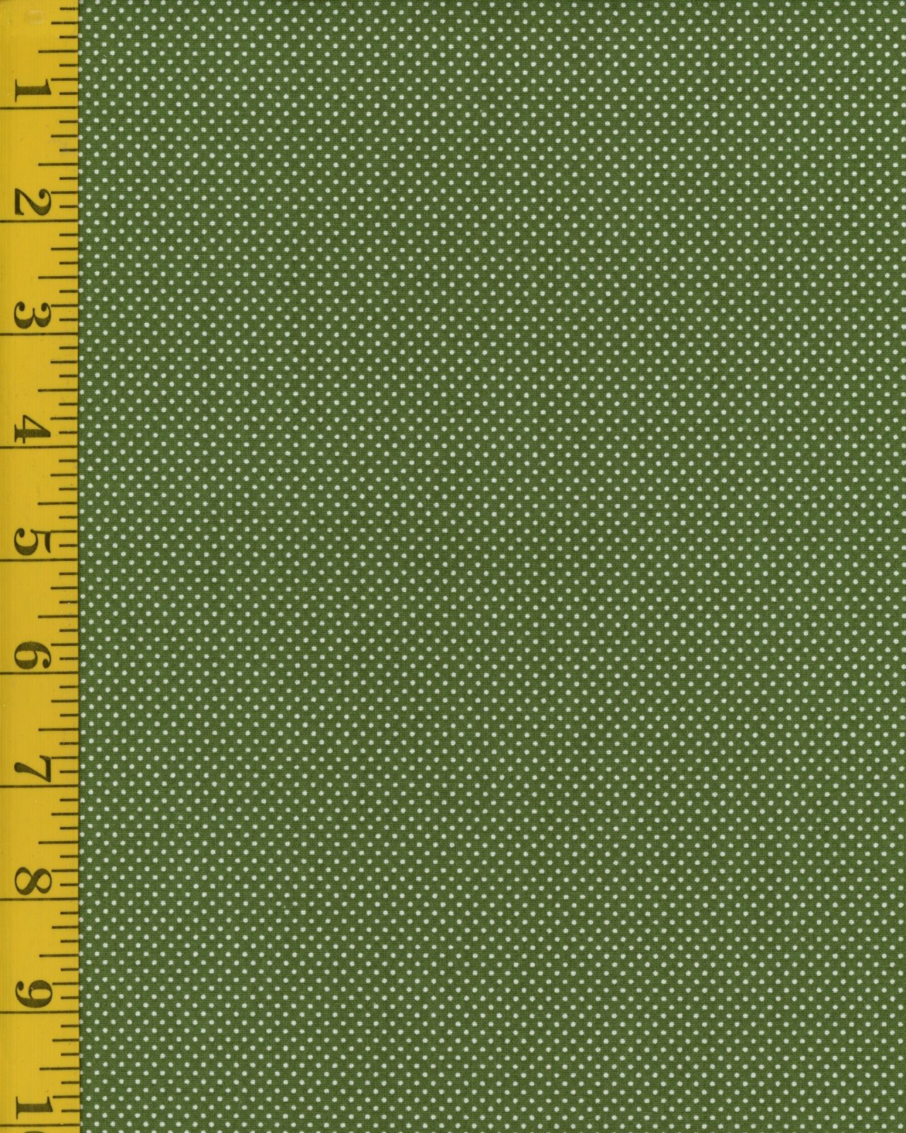 Garden Dots - Evergreen