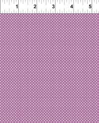 Garden Dots - Purple 7