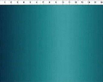 Dreamscapes 1 - Turquoise Ombre Stripe