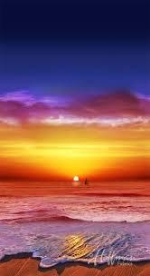 2/3 yd. N4244-151-Sunset panel
