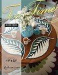 Judy Niemeyer Tea Time Placemats