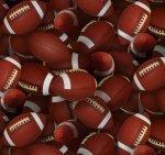 Sports Footballs 130 Brown
