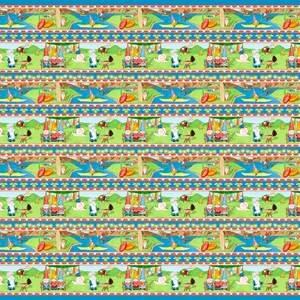 Hanginwmygno Gnome Stripe 1439-70