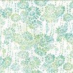 Succulent & Flowers Bluegrass MR14-581