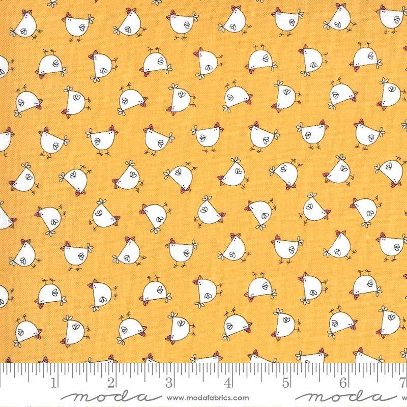 Spring Chicken  Yellow 55521 14