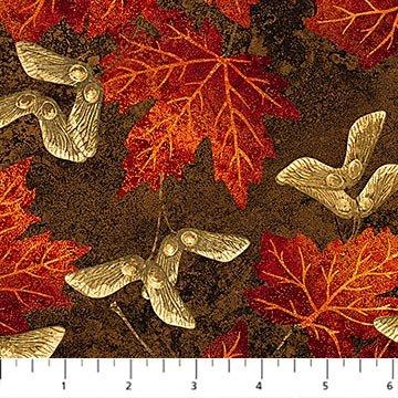 Maplewood Scarlet Red 22017-36