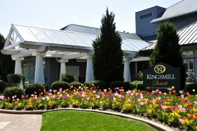 Kingsmill Resort entrance