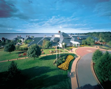 Kingsmill Resort in Williamsburg Virginia site of Quiltworx University