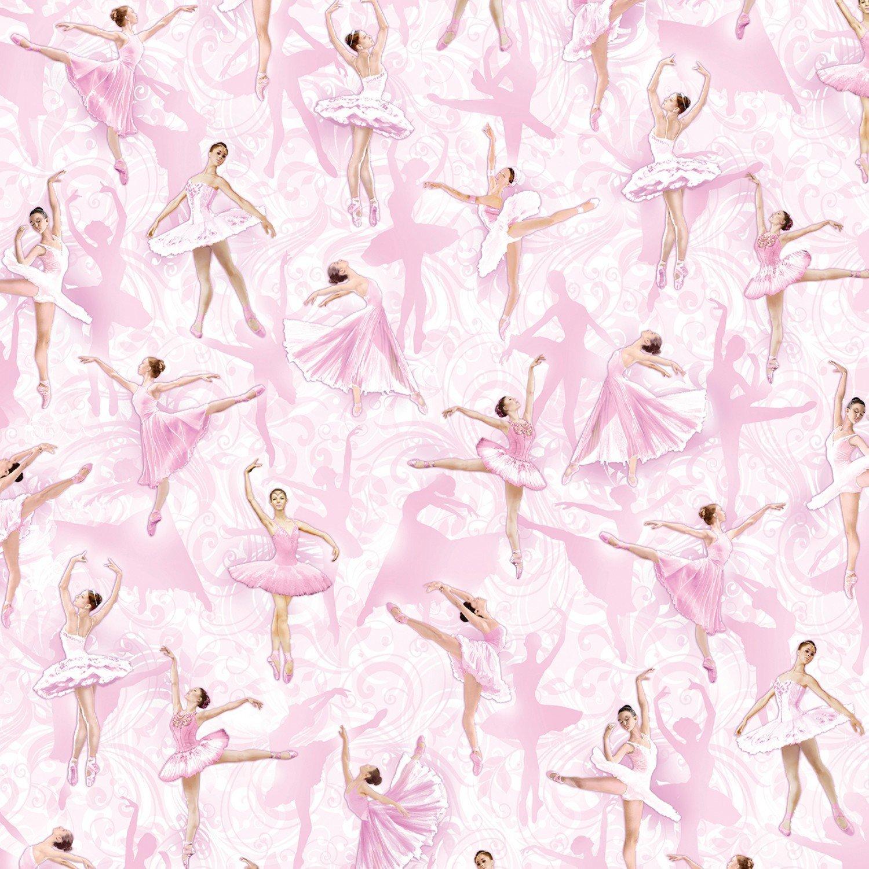 Pearl Ballet Prima Baller Pink 9835P02