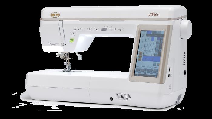 Baby Lock Aria Quilting & Sewing Machine