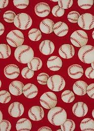 Base ball red 6014/CR