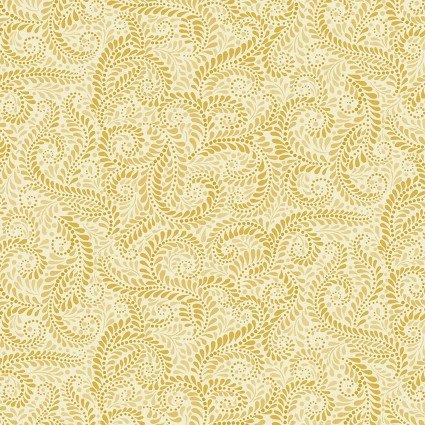 Accent of Sunflowers Napa Swirl Yellow 01225 33