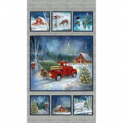 Holiday Journey Panel 1235999