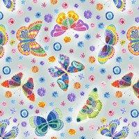 Wonderland Butterfly Floral 1397-90