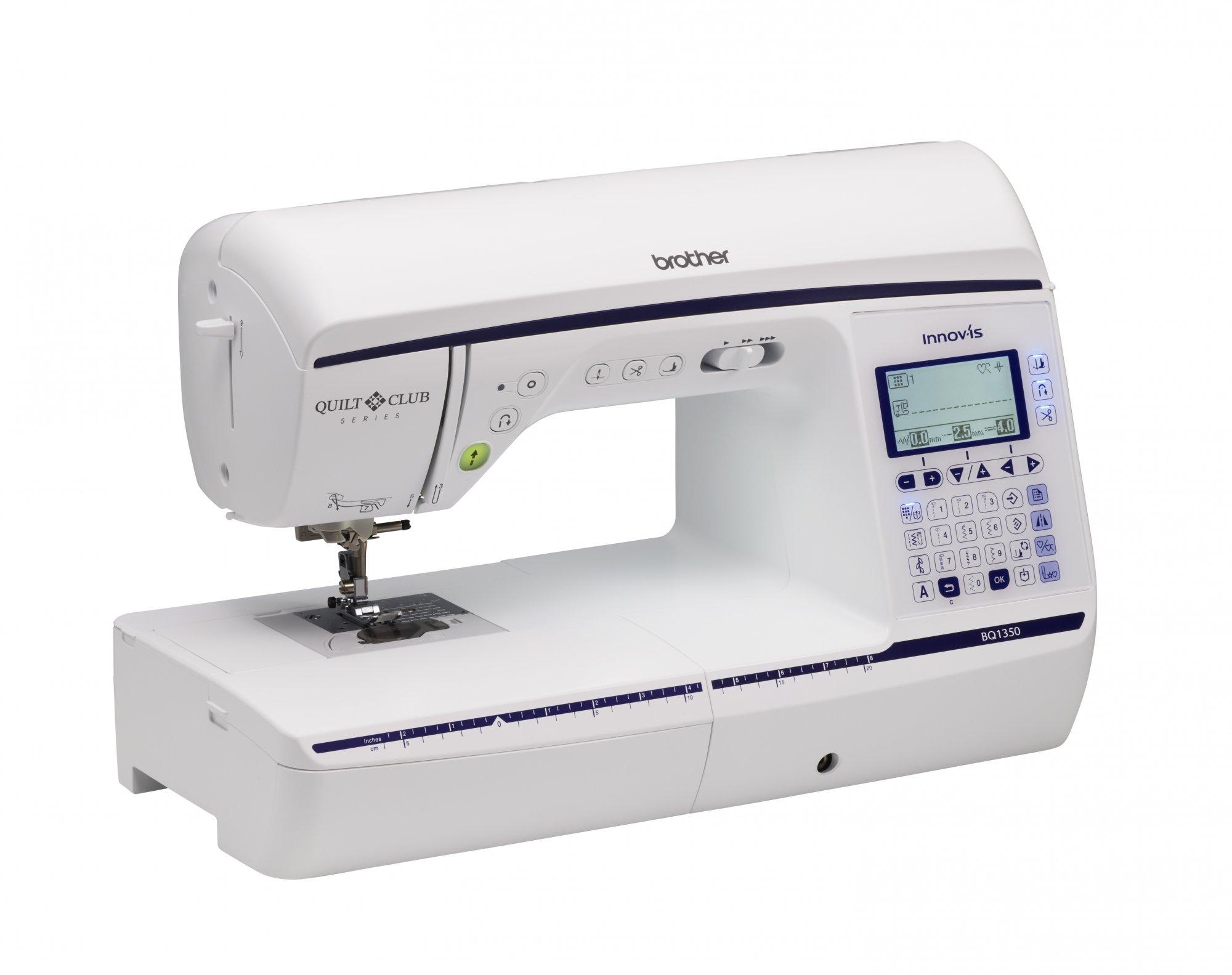 Brother machine BQ1350