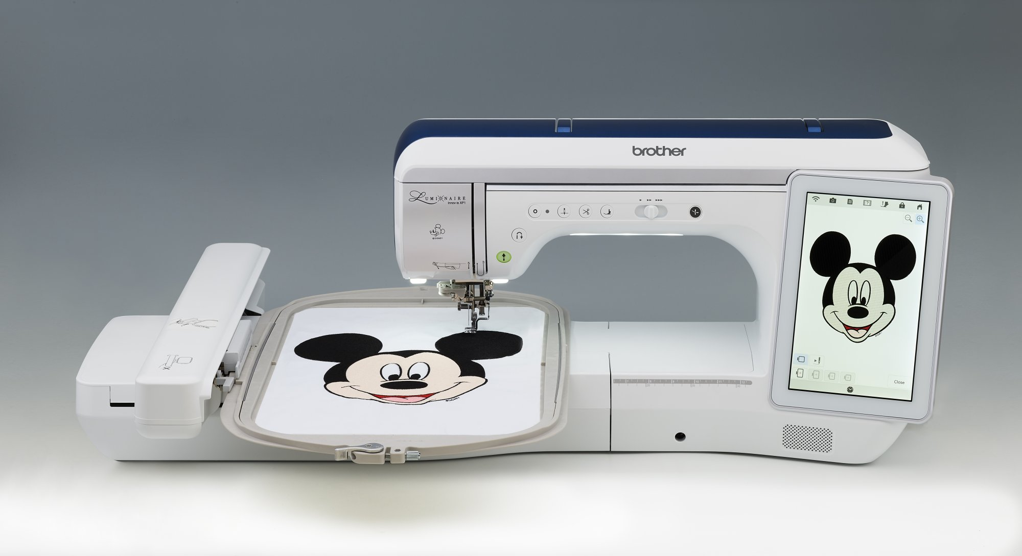 Luminaire XP1 Sewing and Embroidery Machine