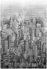 Cityscape steel 4234
