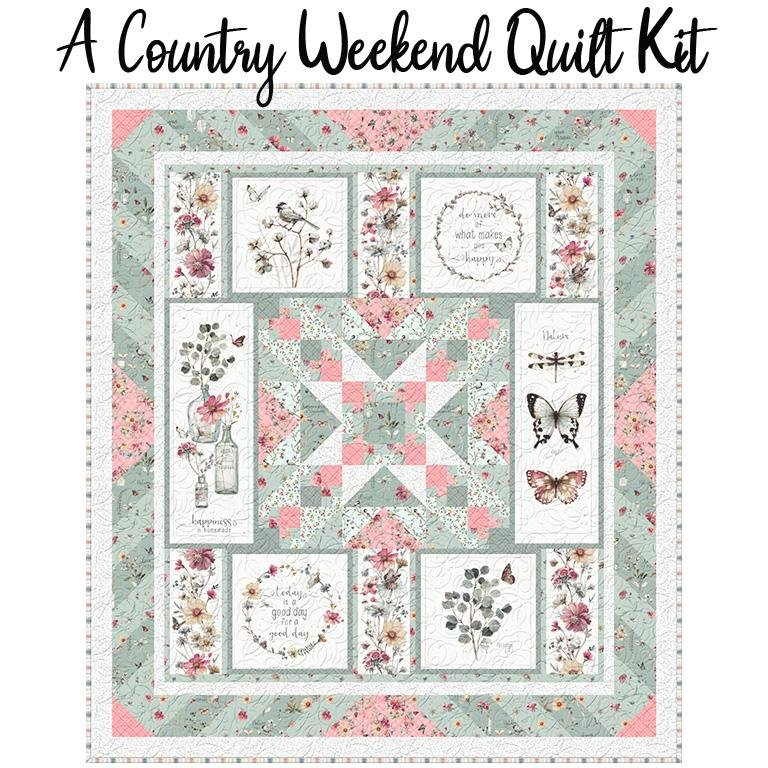 A Country Weekend kit