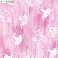 Pearl Ballet Ballerina Silh Pink 9837P02